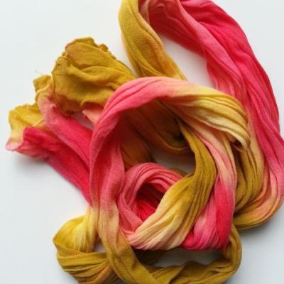 N001005 collant triple couleur  pour la création de fleurs, papillons, raquettes dragées
