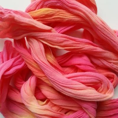 N001014 collant triple couleur  pour la création de fleurs, papillons, raquettes dragées