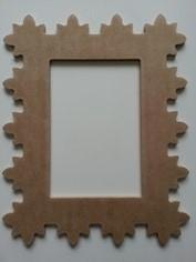 Cadre photo en bois à décorer 25*20cm