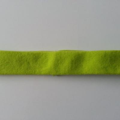 bandeau cheveux  extensible de couleur vert idéal pour bébé