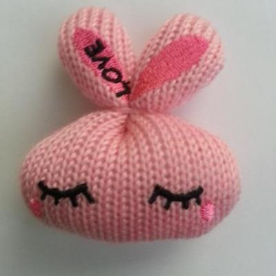 tête en tricot