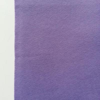 feuille de feutrine souple mauve 20*29.5cm