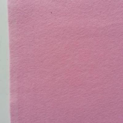 feuille de feutrine souple rose 20*29.5cm