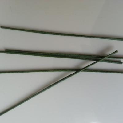 lot de 5 tiges  pour fabrication de fleurs 15cm