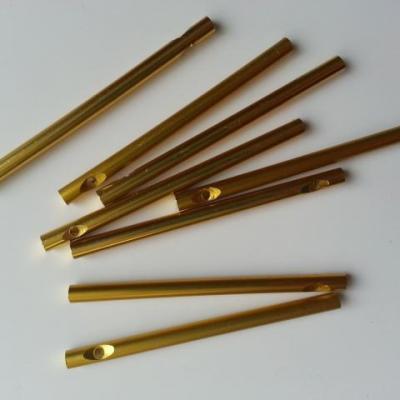 lot de 8 tiges pour fabrication de carillon longueur 75mm