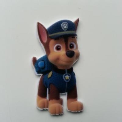 chase paw patrol cabochon en résine 22*45mm