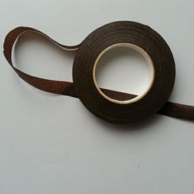 Rouleau de floraltape  marron pour la fabrication de fleurs et assemblage