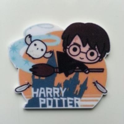 cabochon en résine harry potter  42*38mm (2)