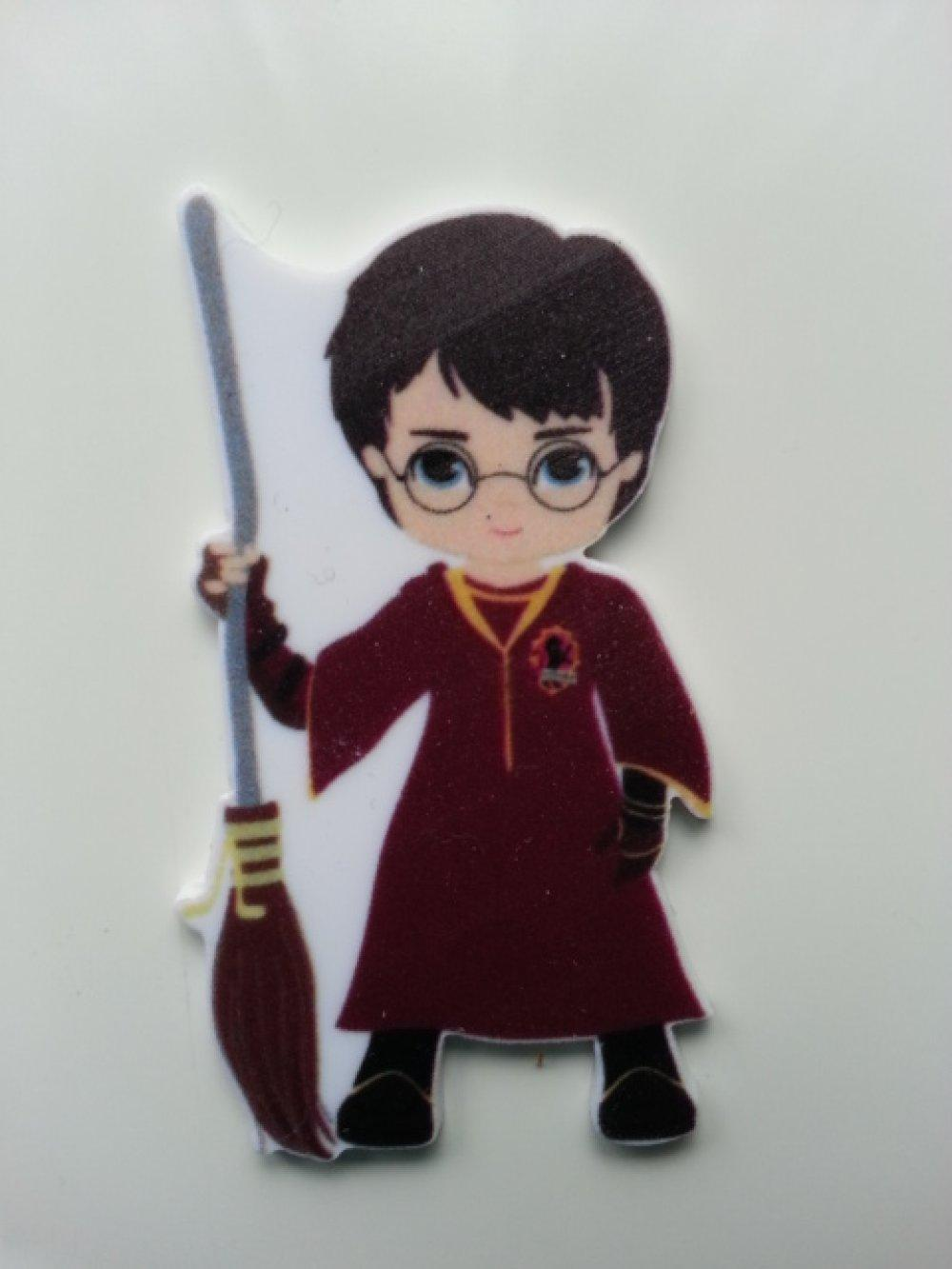 3600597 cabochon en resine harry potter 42 38mm 1