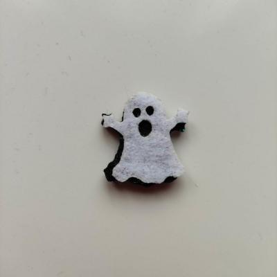 3931946 araignee halloween en feutrine noire 45 45mm 1