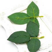 50 pcs artificielle 11 cm plante verte simulation grande feuille de mariage de no l d jpg 640x640