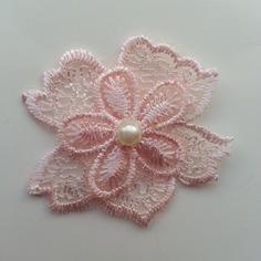 Autres accessoires bijoux double fleur en dentelle peche 50mm 9205014 20170330 0826155bf1 22cbb 236x236