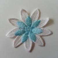 Autres accessoires bijoux fleur en dentelle blanc et bleu t 9470637 20170611 2024003374 1dc67 236x236