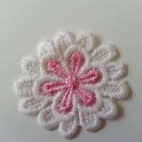 Autres accessoires bijoux fleur en dentelle blanc et rose 5 9365598 embellissements64e9 00c18 236x236