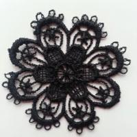 Autres accessoires bijoux fleur en dentelle noire 50 mm 8968004 16491578 17702253b1 bbc31 236x236