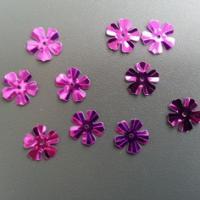 Autres accessoires bijoux lot de 10 sequins fleurs 13 mm rose 7500526 autres accessoia0d9 b619c 236x236