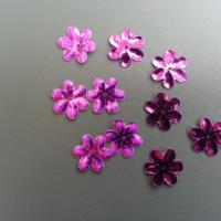 Autres accessoires bijoux lot de 10 sequins fleurs 15 mm rose 8531926 cabochons lot d81eb 3e943 236x236