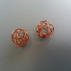 Autres accessoires bijoux lot de 2 boules de metal 20mm mar 8612560 autres accessoic73d c87bc 236x236