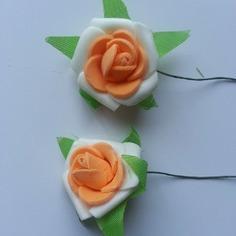 Autres accessoires bijoux lot de 2 fleurs en mousse blanche e 8831307 15784734 1750707db9 6cdbc 236x236