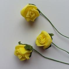 Autres accessoires bijoux lot de 3 fleurs rose en moussejaune 9167239 20170321 1441319ea7 bf165 236x236