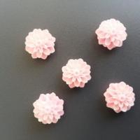 Autres accessoires bijoux lot de 5 fleurs en resine rose 16mm 7712804 autres accessoi1170 bfaba 236x236