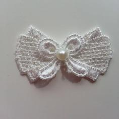 Autres accessoires bijoux noeud en dentelle blanc ivoire 50 8391448 embellissements1d22 a553b 236x236