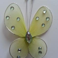 Autres accessoires bijoux un tres joli papillon en voile avec 8472505 20160920 172627bb06 83e19 236x236