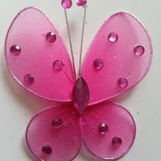 Autres accessoires bijoux un tres joli papillon en voile avec 8472519 autres accessoi8ab7 46e7b 236x236