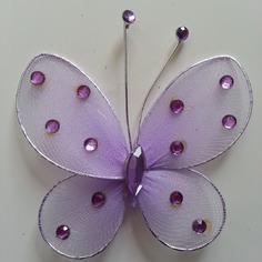 Autres accessoires bijoux un tres joli papillon en voile avec 8472522 autres accessoid40d 0d80a 236x236