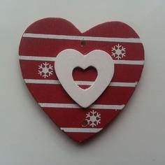 Bricolage coeur en bois rouge et blanc 70mm 8523721 deco fleur de s420b 5640a 236x236