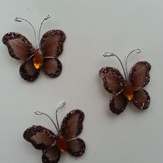 Bricolage lot de 3 minis papillons marron 25 9029706 20170218 110347e082 75da5 236x236