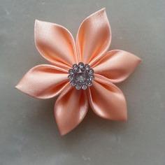 Deco 5 cm fleur de satin abricot peta 7947566 barrettes bandef7cb bdbbc 236x236