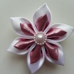 Deco 5 cm fleur de satin blanc et vieux 9288159 20170420 081543cb60 5237a 236x236