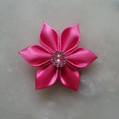 Deco 5 cm fleur de satin rose bonbon p 9340679 20170504 0819366475 69da2 236x236