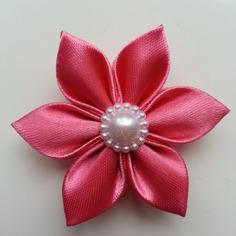 Deco 5 cm fleur de satin rose petales 9340658 20170504 08183240a7 ab228 236x236
