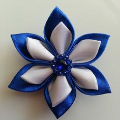 Deco 5 cm fleur satin bleu et blanc pet 9247752 20170409 14341703ae 6410e 236x236