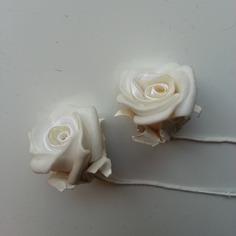 Decoration florale lot de 2 roses blanc casse en mous 9492234 20170619 0713549f45 fe8fd 236x236
