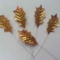 Embellissements 5 feuilles de houx artificielles d 8708166 20161120 1203434b87 2155f 236x236