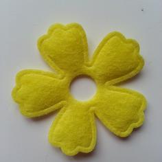 Embellissements applique fleur en feutrine jaune 9537849 20170702 115837296c cf84b 236x236