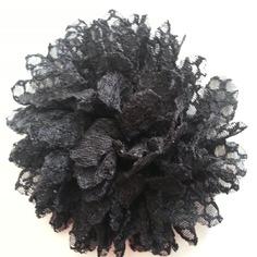 Embellissements applique fleur gauffree noir 85mm 9288189 20170420 0815435d03 441e3 236x236