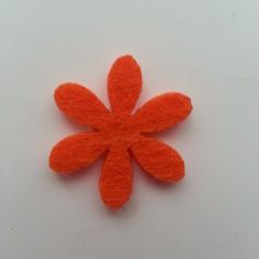 Embellissements fleur en feutrine ortange 30 mm 9521238 20170627 082842c7da 7698c 236x236