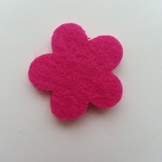 Embellissements fleur en feutrine rose fuchsia 9521244 20170627 082710848e efdc3 236x236