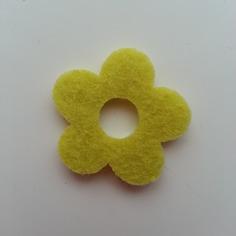 Embellissements fleur en feutrine verte 30 mm 9521247 20170627 0826529c10 fe9a1 236x236