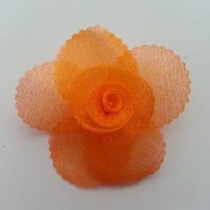Embellissements fleur en organza 40 mm orange 9228763 20170401 14075488b6 57c2b 236x236