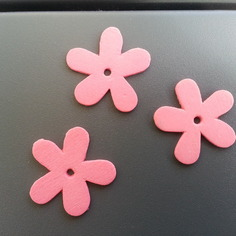 Embellissements lot de 3 fleurs 5 petales en bois 8156293 barrettes bande5582 d8bde 236x236