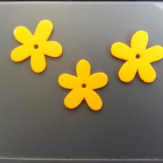 Embellissements lot de 3 fleurs 5 petales en bois 8405964 20160907 1943181ac8 45798 236x236