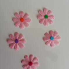 Embellissements lot de 5 appliques fleurs feutrine 8492958 20160927 1138472e26 241bb 236x236