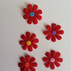 Embellissements lot de 5 appliques fleurs feutrine 8492961 20160927 1139045844 b7c67 236x236