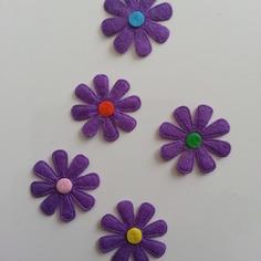Embellissements lot de 5 appliques fleurs feutrine 8492976 20160927 114027ce64 ec7b8 236x236