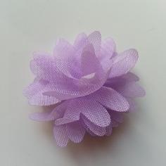 Embellissements petite fleur en tissu mauve 4cm 9469814 20170609 082027fb25 55192 236x236